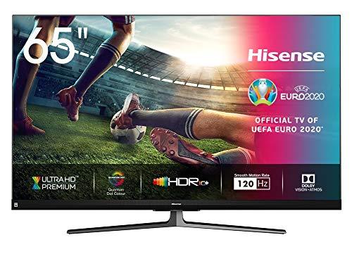 🥇 Hisense ULED 2020 65U8QF – Smart TV 65″ Resolución 4K