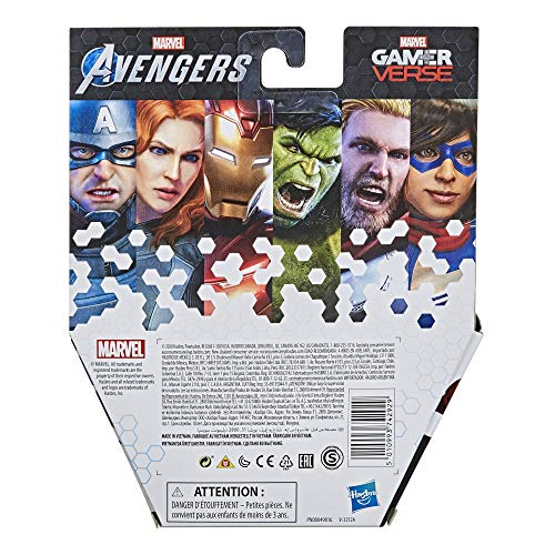 Details about  /Avengers AVN Game 6IN Figure IM Space 2