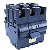 GENERAL ELECTRIC NB232015 FPE Federal Pacific Bolt-on Circuit Breaker 3 Pole 15 Amp, Fits NB3P15