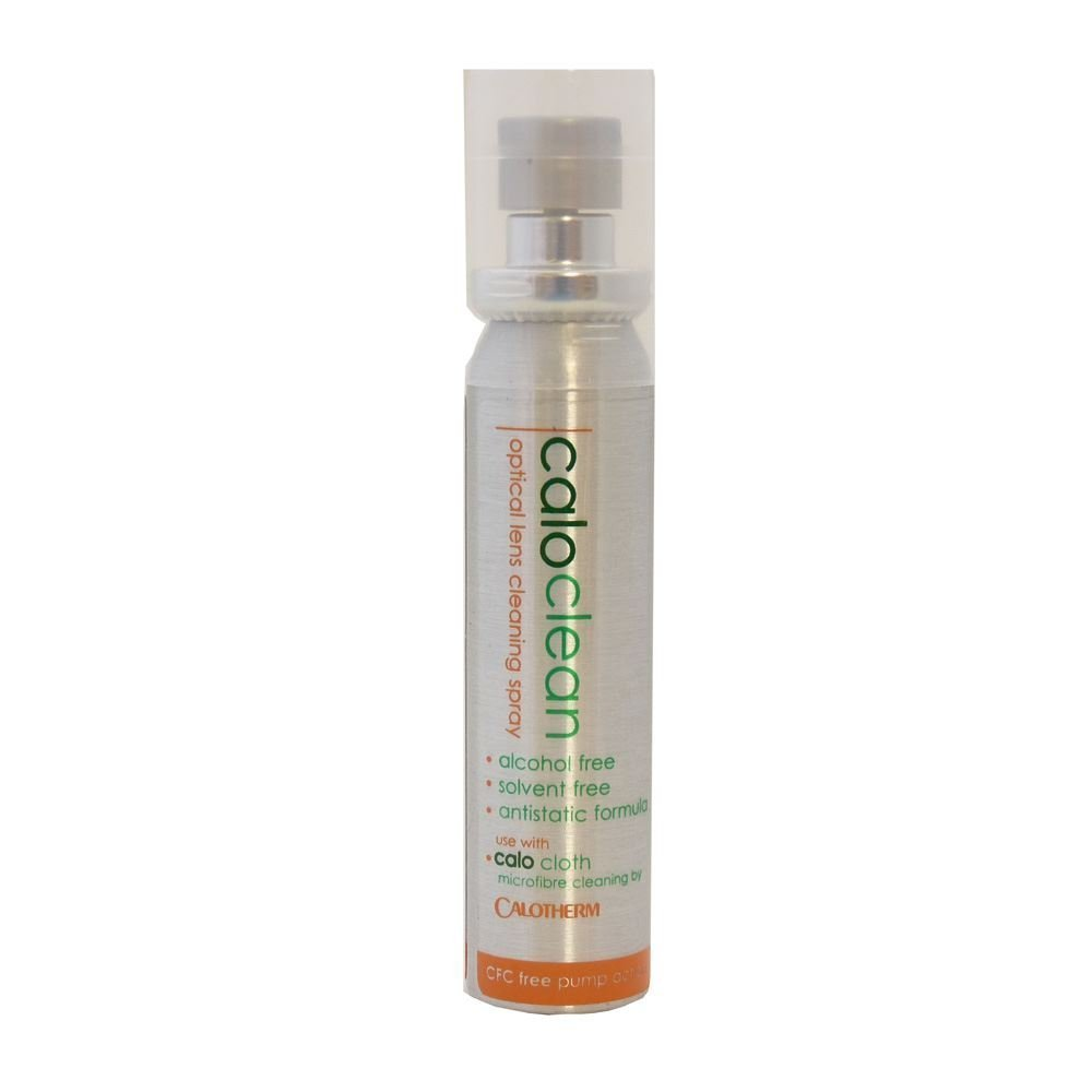 Calotherm Caloclean Eco-friendly Alcohol/Solvent Free Lens Spray 25ml product image