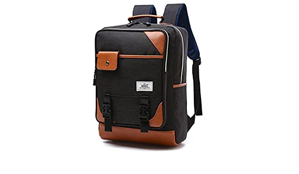 Amazon.com : Wowang Laptop Backpack, Female Casual Travel Bags, School Bookbag, For 14-15 Inch Notebook Computer Bags by ShengShi YingHao (black) : Sports & ...