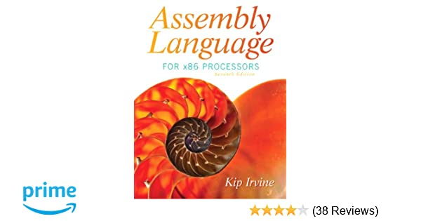 Assembly Language for x86 Processors (7th Edition