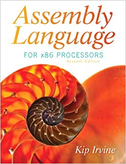 Assembly Language for x86 Processors (7th Edition)