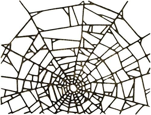 Sizzix Tholtz Thinlits Die Cobweb]()