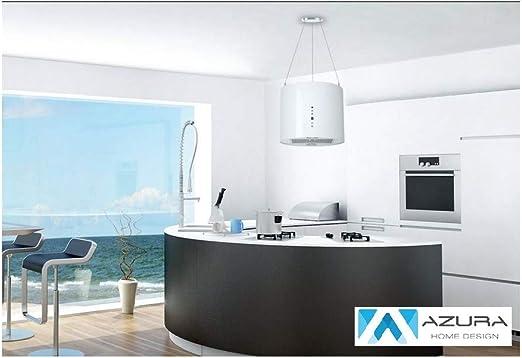 Campana extractora islot Galaxy 40 cm – Color blanco: Amazon.es: Hogar