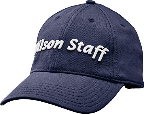 (Wilson Staff Relaxed Cap, Navy)