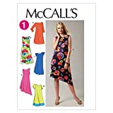 McCall's Patterns M6465 Misses' Dresses, Size F5 (16-18-20-22-24)