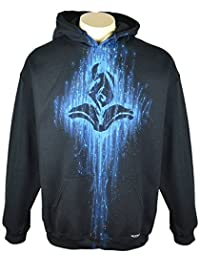 League of Legends Hoodie Custom Airbrushed Mage Design
