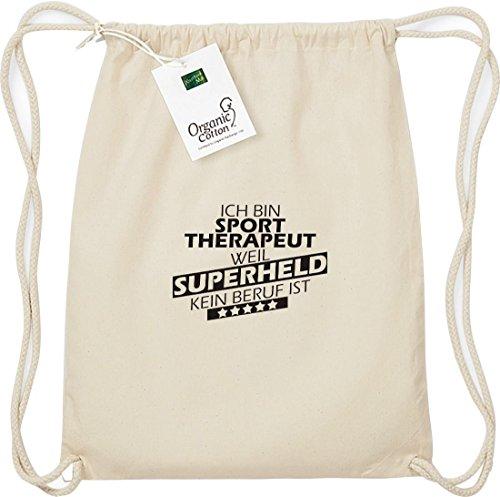 Shirtstown - Bolso de tela de algodón para mujer naturaleza