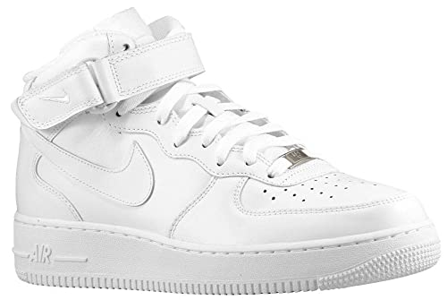 womens white nike air force 1 o7 trainers | schuh