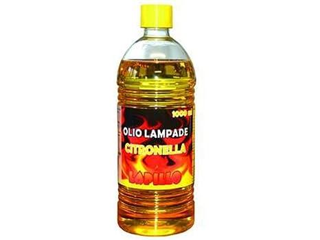Lampade Ad Olio Per Esterni : Olio alla citronella litro per torce fiaccole anti zanzare