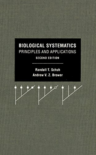 598dfbfdc9991 Biological Systematics: Principles and Applications by [Schuh, Randall T.,  Brower,