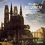 Bruckner: Requiem; Psalms 112 and 114