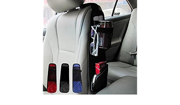 INION BW001 Organizador para asiento de coche, incluye cintas ...
