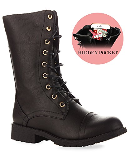 Womens Motorcycle Boots On Sale - 1