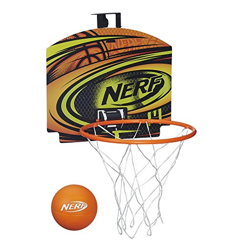 Nerf Sports Nerfoop Set Toy, Orange (Nerf Basketball Hoops)