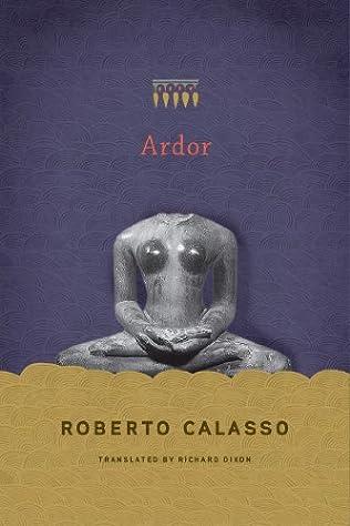 book cover of Ardor