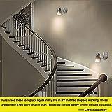 DLLT Mini Directional Wall Spot Light, Adjustable