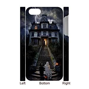 FLYBAI Sleepy Hollow Phone 3D Case For Iphone 4/4s [Pattern-3]