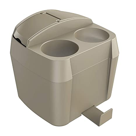 Portavasos Automático Caja De Almacenamiento, Accesorios ...