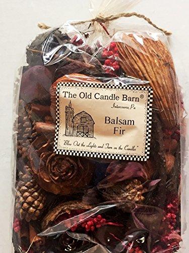 오래된 촛불 헛간 봉숭아나무 포 큰 부대한 완벽한 겨울 또는 크리스마스 장식 또는 그릇에 필러-아 냄새가 나