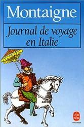 Journal de voyage en Italie