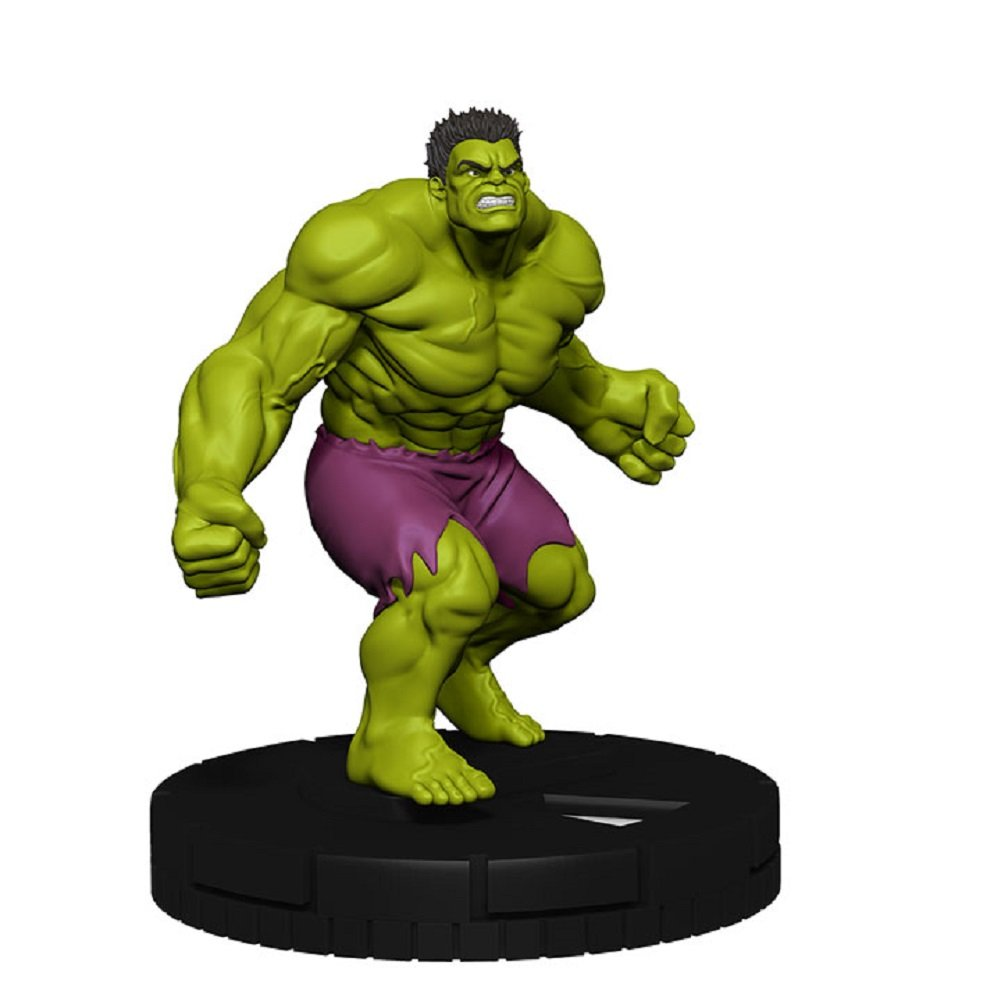 Marvel Heroclix The Mighty Thor #005 Hulk complete with Card
