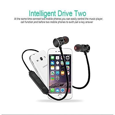 Bluetooth Headphones-X3S-1