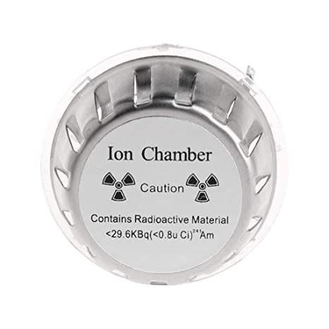 Manyo - Cámara de Iones de Metal Geiger NAP-07 - Alarma de Incendio,