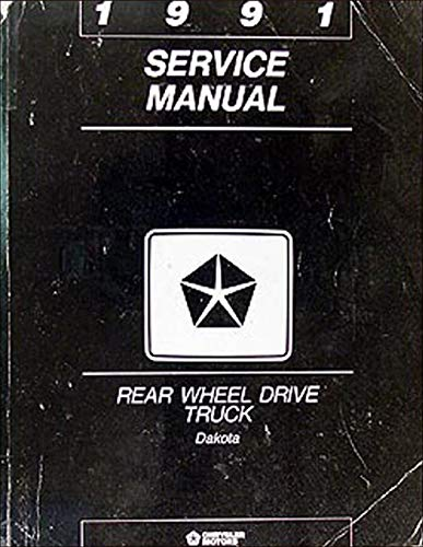 1991 Colt Vista & Eagle Vista Wagon Repair Shop Manual Original 2 Volume Set