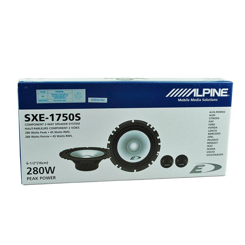 Alpine SXE-1750S 2 Wege Koaxiallautsprecher