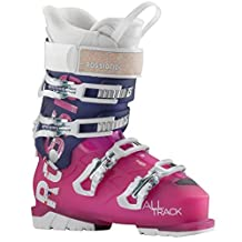 Rossignol AllTrack 70 W Womens Ski Boots 2016 - 23.5/Pink-Violet by Rossignol