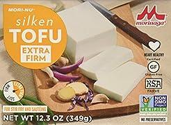 Mori-Nu Tofu, Silken Style, Extra Firm, ...