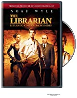 The Librarian  - Return to King Solomon's Mines DVD