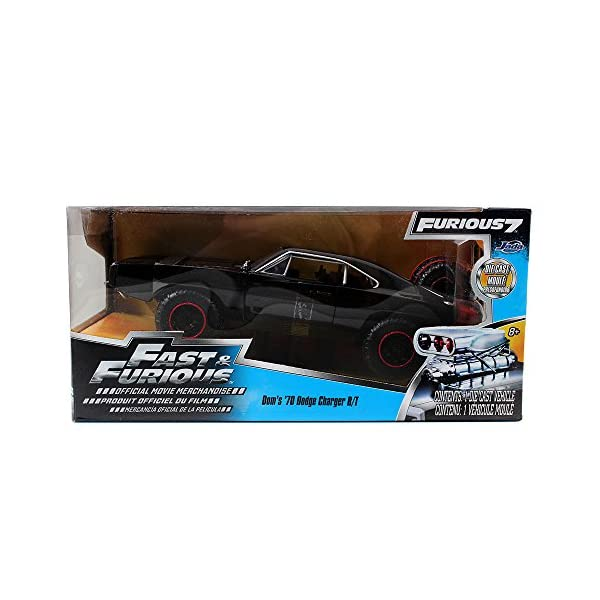 Jada Toys Fast & Furious 1:24 Diecast 1970 Dodge Charger Off Road 2