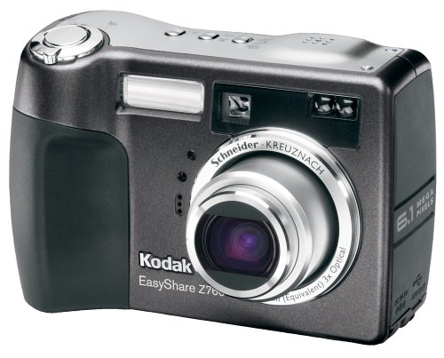 Kodak Easyshare Z760 6.1 MP Digital Camera with 3xOptical Zoom (Manuals Easyshare Kodak)