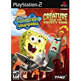 Bob Esponja Criatura do Krusty Krab – PlayStation 2