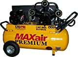 Maxair P5125H1-MAP 25 gallon Air Compressor For Sale