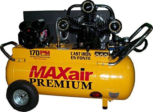 Maxair P5125H1-MAP 25 gallon Air Compressor