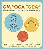 Om Yoga Today, Cyndi Lee, 0811844463