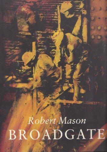 Robert Mason: Broadgate Paint