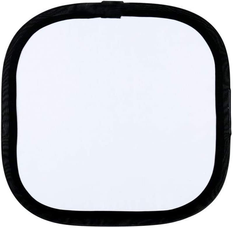 Zhao Xiemao Light Reflector Multifunction Foldable Gray Reference Reflector Card Focus Board for DSLR White Balance Exposure with Carrying Bag Color : As Shown, Size : Free