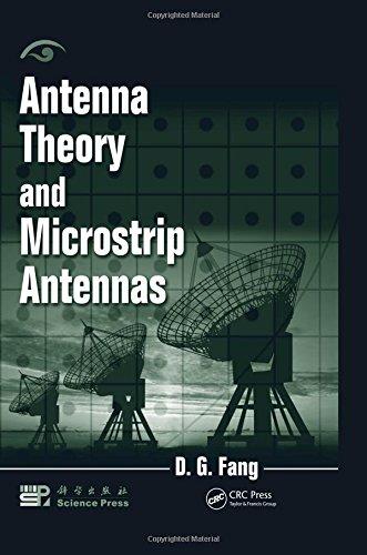 Antenna Theory and Microstrip Antennas: Amazon.es: Fang, DG