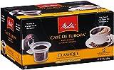 melitta perfect brew - Melitta Single Cup Coffee for K-Cup Brewers, Cafe de Europa Classique, Medium Roast, 12 Count