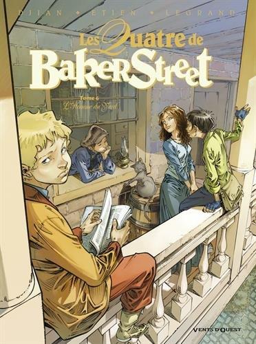 Les quatre de Baker Street n° 6 L'homme du Yard