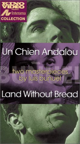 Un Chien Andalou / Land Without Bread [VHS]