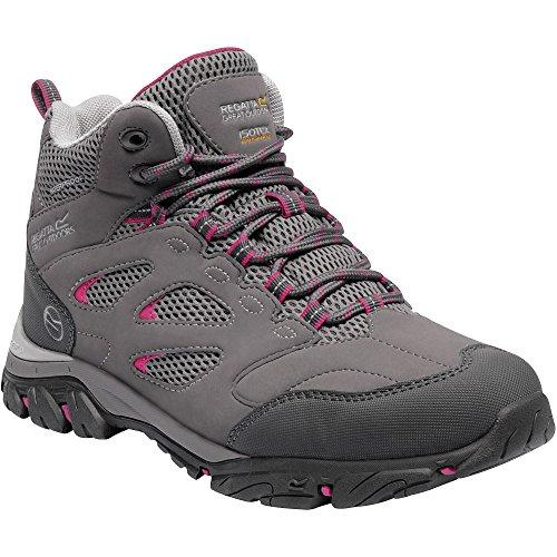 Boots Rise Grey Hiking Regatta High Steel Iep Vivaci Holcombe 15o Women's Mid WqcXwwB4Fa