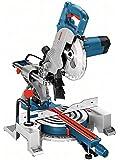 Bosch Professional Scie à Onglets Radiale GCM 800 SJ 0601B19000