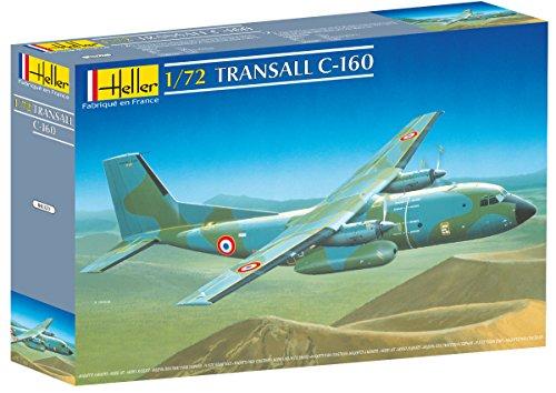 Heller - 80353 - Construction Et Maquettes - Transall C-160 - Echelle 1/72ème