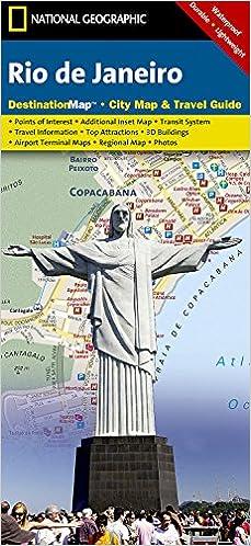 Rio de Janeiro (National Geographic Destination City Map): National ...